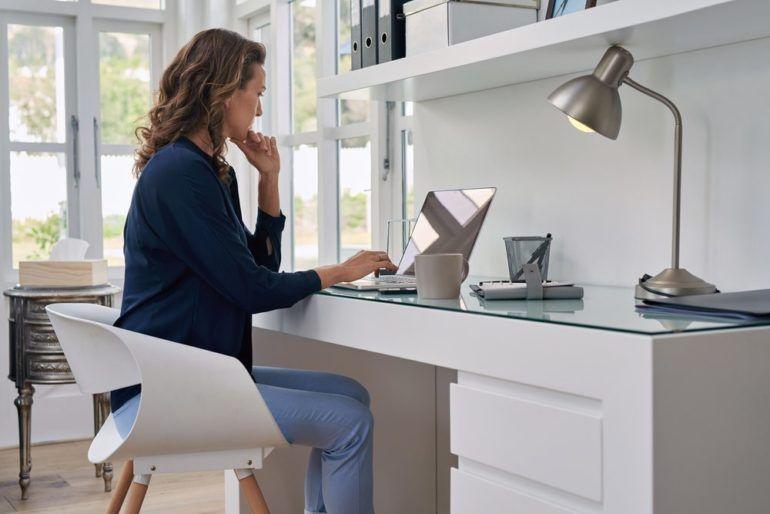 Dicas de organização para trabalhar em casa