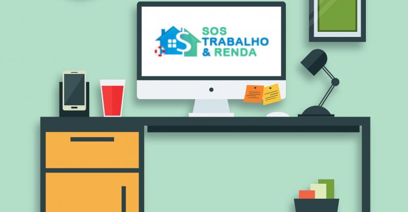 SOS Trabalho e Renda, a oportunidade que você queria para ter uma ótima renda extra