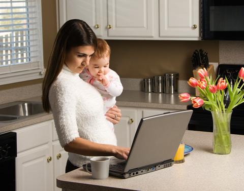 Trabalhar em Casa e Ter Uma ótima Renda Extra Agora é Possível
