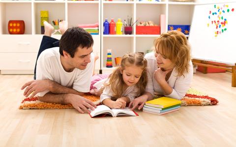 Trabalho em Casa e o Exemplo para seus filhos!