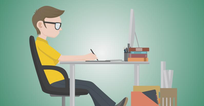 Trabalhar em casa e garantir uma Renda Extra pode ser mais fácil do que se Imagina
