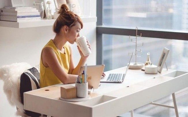 Benefícios e malefícios de se trabalhar em casa